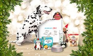 Animalbox: Coffret cadeau de Noël pour chiens et chats à 11,90 € avec Animalbox (52% de réduction)