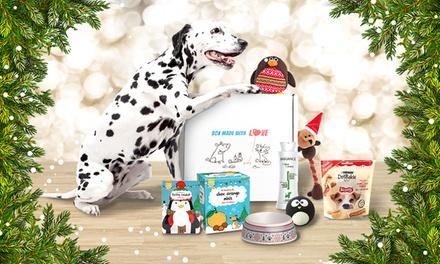 Coffret cadeau de Noël pour chiens et chats avec Animalbox à 11,90 € (52% de réduction)