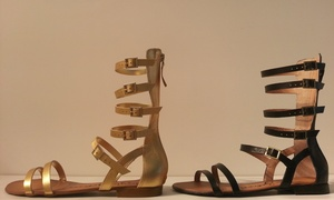 Soho Shoes: Women's Fashion and Casual Shoes at Soho Shoes (50% Off). Two Options Available.