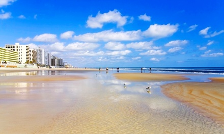 Stay at Ocean Trillium Suites in New Smyrna Beach, FL. Dates into January 2018