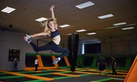 One-Hour Bouncing Session for One or Two at Jump 360 Hartlepool (Up to 30% Off)