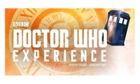 Entry to BBC Doctor Who Experience for a Child, Adult or a Family of Four