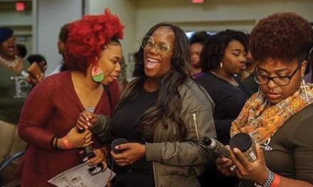 General Admission for One or Two People to Baton Rouge Natural Hair Expo (Up to 57% Off)