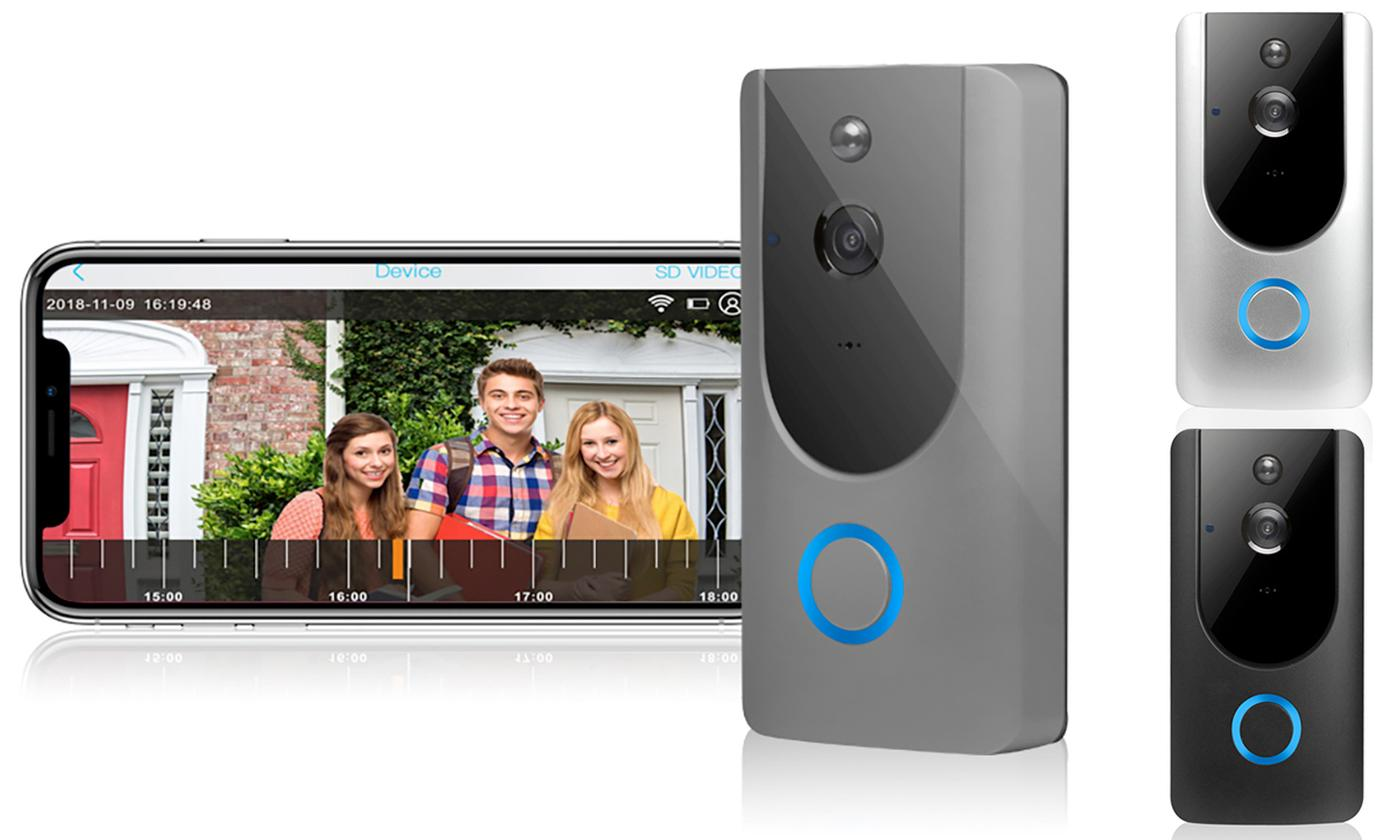 Apachie Wireless Video Doorbell