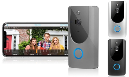 Apachie Wireless Video Doorbell in Choice of Colour