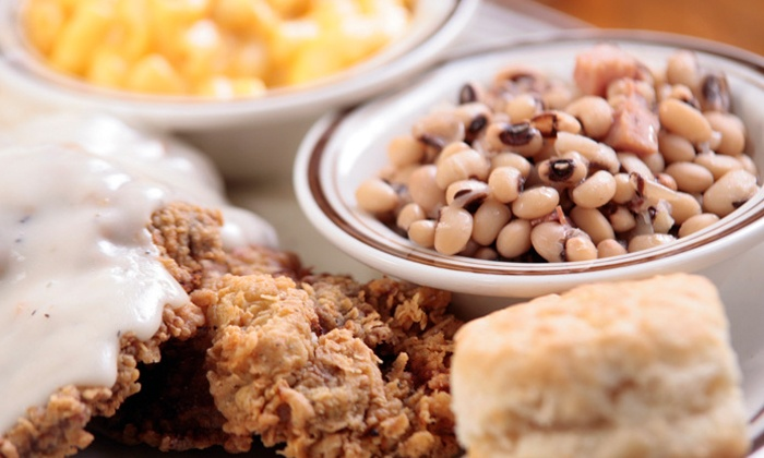 Savannah Crossing - Melbourne: Southern Meals for Two or Four at Savannah Crossing (Up to 50%Off). Two Options Available.
