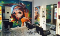 Wash, Cut and Finish with Optional Conditioning Treatment at YOLO Hair Design and Beauty (Up to 56% Off)