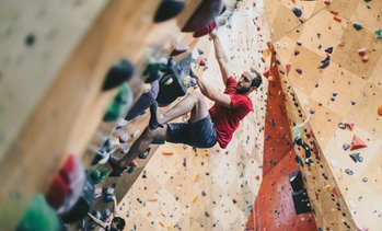 70% Off Pass and Equipment at Brooklyn Boulders