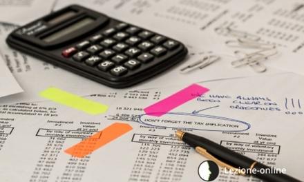 Master online in contabilità