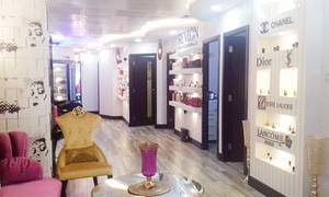 Arabella Class Spa: Mani-Pedi with Optional Hands and Foot- or Back Spa Treatment at Arabella Class Spa (Up to 62% Off)