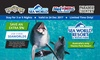 Sea World Resort: 3 Nights, 4ppl + UNLIMITED Theme Parks