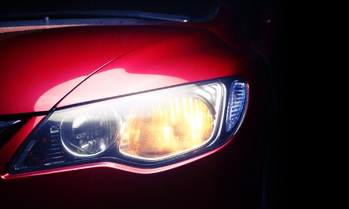Pioneer Car Detailing - Alpharetta: $20 Worth of Auto-Detailing Services