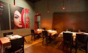 ME GEISHA: Pranzo o cena giapponese con Ramen e sushi misto per 2 persone da Me Geisha (sconto 61%)