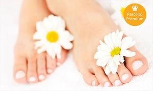 Comece Pela Cor - Tatuapé: Comece Pela Cor – Tatuapé: 1, 2 ou 3 visitas com podologia, reflexologia e hidratação nos pés