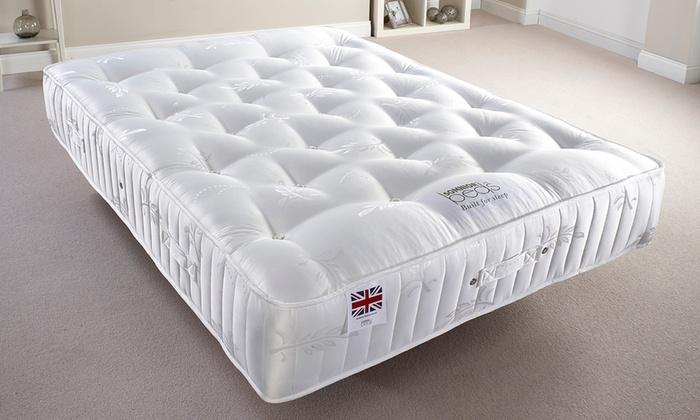 3000 Optimum Pocket Sprung Mattress in Choice of Size