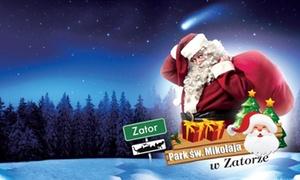 Park Rozrywki Zatorland: Bilet Premium do Parku Świętego Mikołaja od 39,90 zł w Zatorlandzie (do -46%)