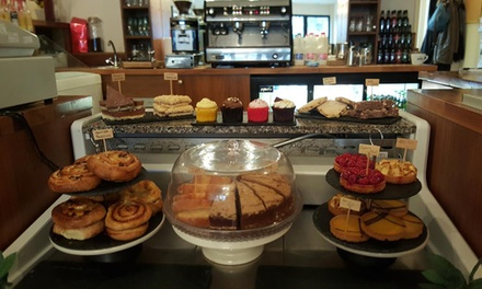 Coffee and Cake for One, Two or Four at Avanti Caffe