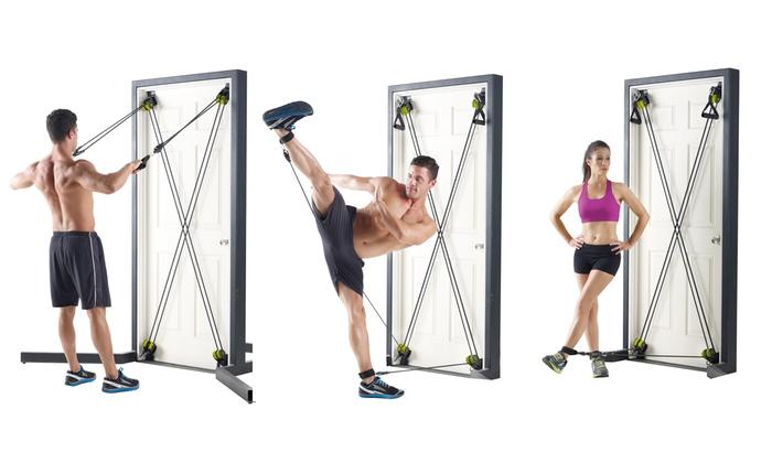 Proform Crosscut Door Gym Proform Crosscut Door Gym