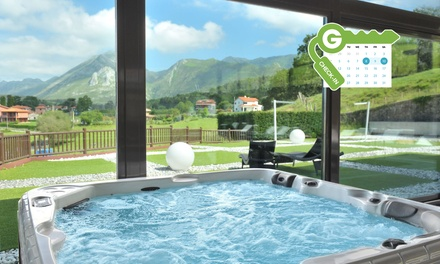 Asturias: estancia para 2 personas con spa, desayuno buffet y detalle de bienvenida en La Piconera 4*