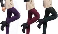 מכנסי טייץ תרמיים ב-7 צבעים