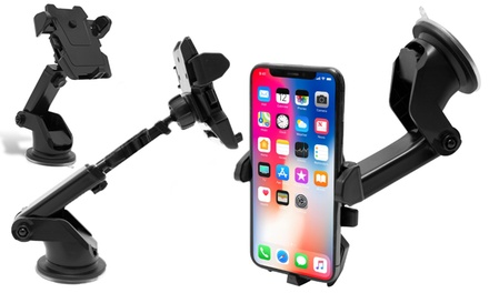 Extendable Holder for iPhone