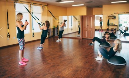 $35 for One Month Unlimited Classes at Be_Fitness ($100 Value)