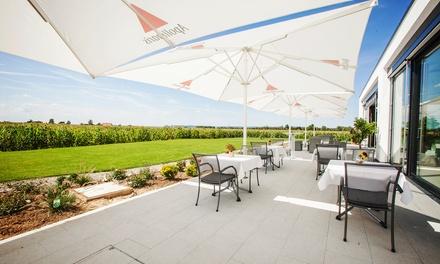 Neu-Ulm : 1 à 3 ou 5 nuit(s) pour 2 à 4 personnes max. avec petit déjeuner, forfait spa au Meinl Hotel & Restaurant 4*