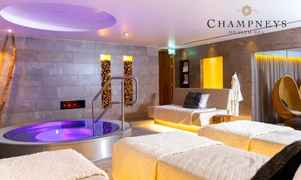 Champneys Tring Hertfordshire: Full Board 26Hour Spa Break for Two in Double/Twin Room Plus Optional Treatments