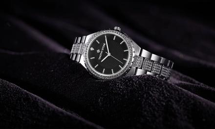 1o 2 orologi da donna Timothy Stone con cristalli Swarovski® disponibili in vari modelli con spedizione gratuita