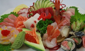 Matsuya Restaurant: $12 for $20 Worth of Sushi at Matsuya Restaurant