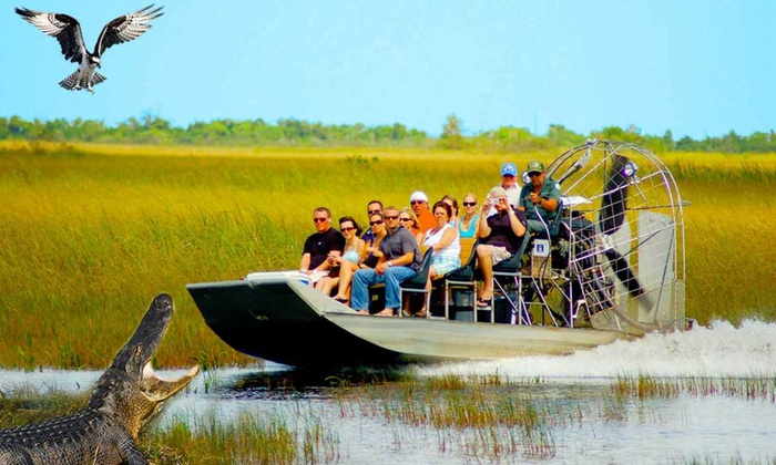 30 Minute Airboat Ride