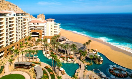 3-, 4-, or 5-Night Stay for Two at Grand Solmar Land's End Resort in Cabo San Lucas, Mexico. Combine Up to 10 Nights.