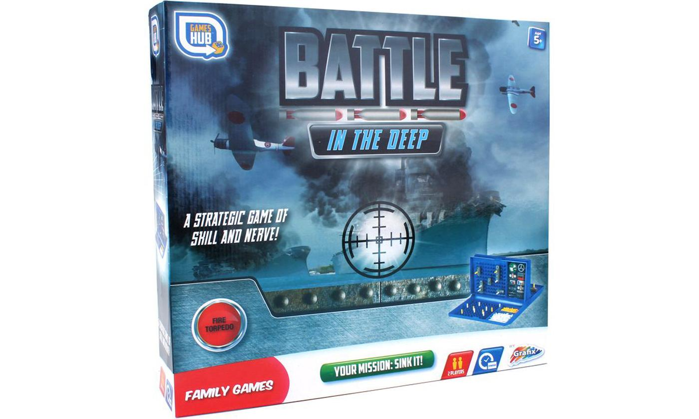 One or Two RMS Battle in the Deep Games