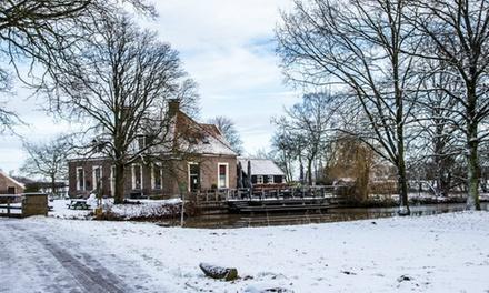Culinair vijfgangen wildmenu van de chef vanaf 2 pers. bij Het Muldershuis in Eibergen in de Achterhoek