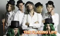 The Flaming Lips, 24 June in Hull or 12 August in Birmingham (Up to 29% Off)