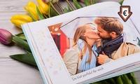 Fotobuch Classic im Querformat A4 mit 28, 40, 72 oder 140 Seiten von eColorland (bis zu 78% sparen*)