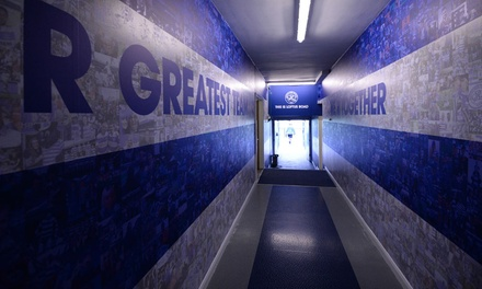 QPR FC Loftus Road Stadium Tour, 11 October – 29 November