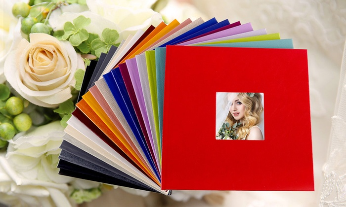 Up to 60 page eco leather or textile hardcover a4 photobook from colorland up to 77 off