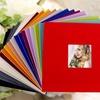 Eco-Leather or Textile Photobook
