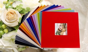 Colorland:  Up to 60-Page Eco Leather or Textile Hardcover Photobook: 20cm x 20cm or A4 from Colorland (Up to 85% Off)