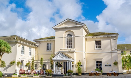Cornwall: 2 Nights for Two with Full English Breakfast and Spa Access at Penventon Park Hotel