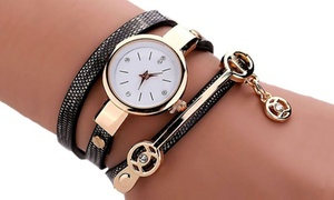 Montre Serpent double bracelets