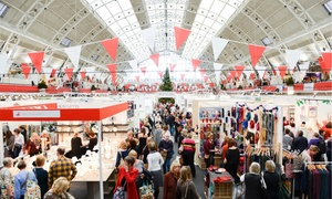 Country Living Christmas Fair London: Country Living Christmas Fair Ticket for One or Two, 9 - 13 November, London (Up to 50% Off*)