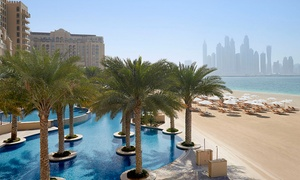 Fairmont The Palm: Pool & Beach Access for One or Two Adults or a Child at Fairmont The Palm (Up to 50% Off)