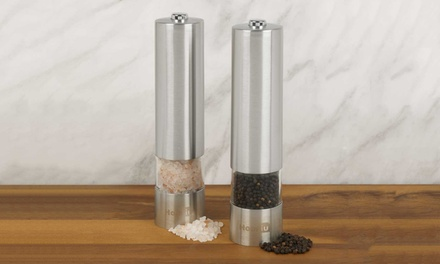 Salt and Pepper Electric Grinders