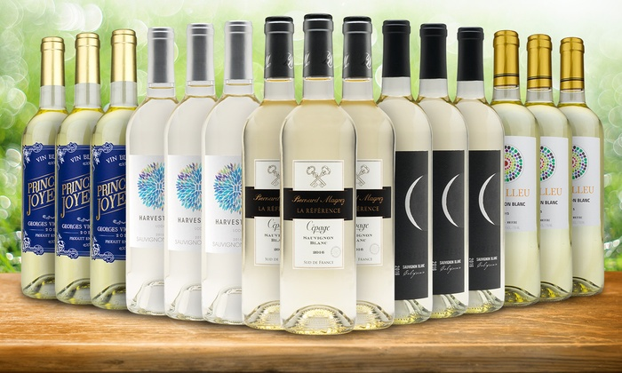 Heartwood & Oak: 15 Bottles of Sauvignon Blanc from Heartwood & Oak (75% Off)