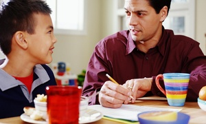 Bright Zone: In-home Tutoring, Llc: $24 for $40 Worth of Academic-Tutor Services — Bright Zone: In-Home Tutoring, LLC