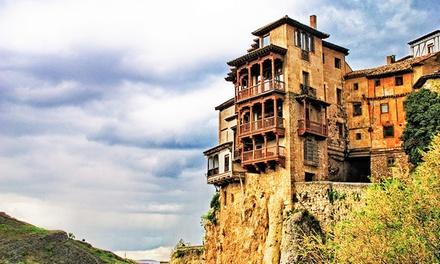 Cuenca: 1, 2 o 3 noches para dos con desayuno, una cena y late check-out en Hotel Arcas de Agua