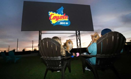 36% Off Drive-In Movie Admission at Coyote Drive-In - Leeds