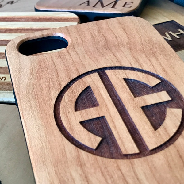 ad75b71fc9 Up To 87% Off on Custom Wood Cell-Phone Cases | Groupon Goods